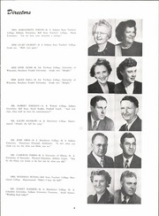 Page 12, 1950 Edition, Garrett High School - Aeolian Yearbook (Garrett, IN) online yearbook collection