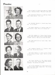 Page 13, 1950 Edition, Garrett High School - Aeolian Yearbook (Garrett, IN) online yearbook collection