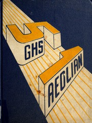 1951 Edition, Garrett High School - Aeolian Yearbook (Garrett, IN)
