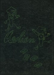 Garrett High School - Aeolian Yearbook (Garrett, IN) online yearbook collection, 1954 Edition, Page 1