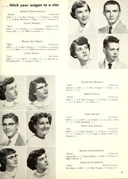 Page 21, 1955 Edition, Garrett High School - Aeolian Yearbook (Garrett, IN) online yearbook collection