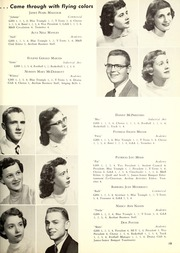 Page 23, 1955 Edition, Garrett High School - Aeolian Yearbook (Garrett, IN) online yearbook collection