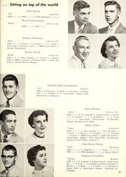 Page 25, 1955 Edition, Garrett High School - Aeolian Yearbook (Garrett, IN) online yearbook collection