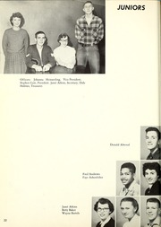Page 26, 1955 Edition, Garrett High School - Aeolian Yearbook (Garrett, IN) online yearbook collection