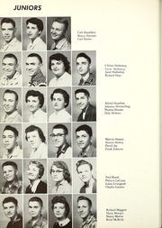 Page 28, 1955 Edition, Garrett High School - Aeolian Yearbook (Garrett, IN) online yearbook collection