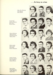 Page 29, 1955 Edition, Garrett High School - Aeolian Yearbook (Garrett, IN) online yearbook collection