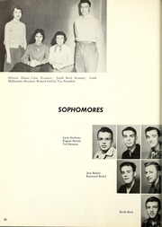 Page 30, 1955 Edition, Garrett High School - Aeolian Yearbook (Garrett, IN) online yearbook collection