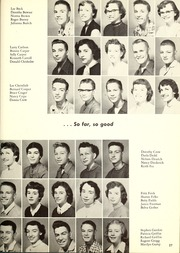 Page 31, 1955 Edition, Garrett High School - Aeolian Yearbook (Garrett, IN) online yearbook collection
