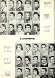 Page 32, 1955 Edition, Garrett High School - Aeolian Yearbook (Garrett, IN) online yearbook collection
