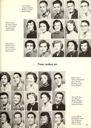 Page 33, 1955 Edition, Garrett High School - Aeolian Yearbook (Garrett, IN) online yearbook collection