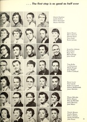 Page 35, 1955 Edition, Garrett High School - Aeolian Yearbook (Garrett, IN) online yearbook collection