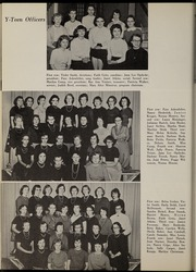 Page 36, 1956 Edition, Garrett High School - Aeolian Yearbook (Garrett, IN) online yearbook collection