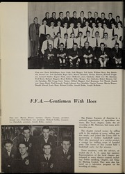 Page 38, 1956 Edition, Garrett High School - Aeolian Yearbook (Garrett, IN) online yearbook collection