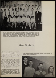 Page 39, 1956 Edition, Garrett High School - Aeolian Yearbook (Garrett, IN) online yearbook collection