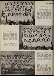 Page 40, 1956 Edition, Garrett High School - Aeolian Yearbook (Garrett, IN) online yearbook collection