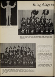 Page 42, 1956 Edition, Garrett High School - Aeolian Yearbook (Garrett, IN) online yearbook collection