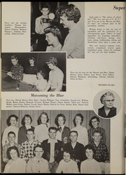 Page 44, 1956 Edition, Garrett High School - Aeolian Yearbook (Garrett, IN) online yearbook collection