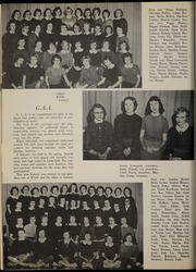 Page 46, 1956 Edition, Garrett High School - Aeolian Yearbook (Garrett, IN) online yearbook collection