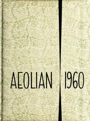 1960 Edition, Garrett High School - Aeolian Yearbook (Garrett, IN)