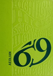 1969 Edition, Garrett High School - Aeolian Yearbook (Garrett, IN)