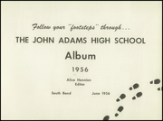 Page 5, 1956 Edition, John Adams High School - Album Yearbook (South Bend, IN) online yearbook collection