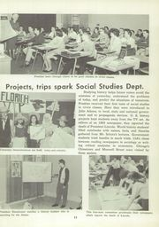 Page 15, 1960 Edition, John Adams High School - Album Yearbook (South Bend, IN) online yearbook collection