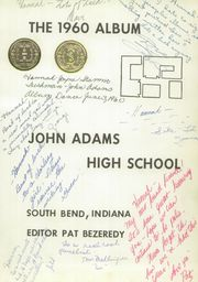 Page 5, 1960 Edition, John Adams High School - Album Yearbook (South Bend, IN) online yearbook collection