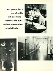 Page 12, 1968 Edition, John Adams High School - Album Yearbook (South Bend, IN) online yearbook collection