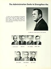 Page 16, 1968 Edition, John Adams High School - Album Yearbook (South Bend, IN) online yearbook collection