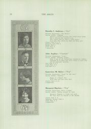 Page 16, 1929 Edition, Huntingdon Area High School - Argus Yearbook (Huntingdon, PA) online yearbook collection