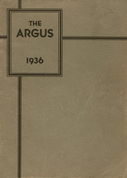 Page 1, 1936 Edition, Huntingdon Area High School - Argus Yearbook (Huntingdon, PA) online yearbook collection