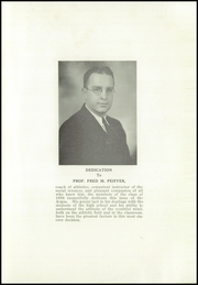 Page 7, 1936 Edition, Huntingdon Area High School - Argus Yearbook (Huntingdon, PA) online yearbook collection