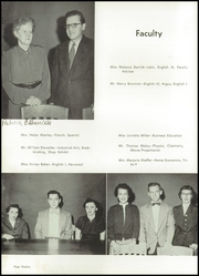 Page 16, 1954 Edition, Huntingdon Area High School - Argus Yearbook (Huntingdon, PA) online yearbook collection