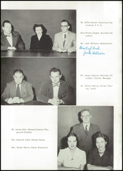 Page 17, 1954 Edition, Huntingdon Area High School - Argus Yearbook (Huntingdon, PA) online yearbook collection