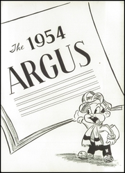 Page 9, 1954 Edition, Huntingdon Area High School - Argus Yearbook (Huntingdon, PA) online yearbook collection