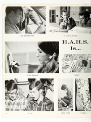 Page 12, 1968 Edition, Huntingdon Area High School - Argus Yearbook (Huntingdon, PA) online yearbook collection