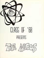 Page 5, 1968 Edition, Huntingdon Area High School - Argus Yearbook (Huntingdon, PA) online yearbook collection