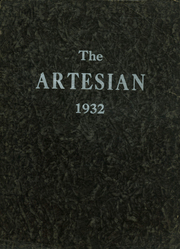 Martinsville High School - Artesian Yearbook (Martinsville, IN) online yearbook collection, 1932 Edition, Page 1