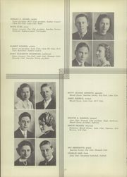Page 16, 1938 Edition, Martinsville High School - Artesian Yearbook (Martinsville, IN) online yearbook collection