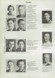 Page 12, 1941 Edition, Martinsville High School - Artesian Yearbook (Martinsville, IN) online yearbook collection