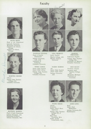 Page 13, 1941 Edition, Martinsville High School - Artesian Yearbook (Martinsville, IN) online yearbook collection