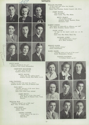 Page 16, 1941 Edition, Martinsville High School - Artesian Yearbook (Martinsville, IN) online yearbook collection