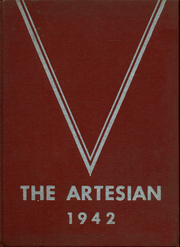 Page 1, 1942 Edition, Martinsville High School - Artesian Yearbook (Martinsville, IN) online yearbook collection