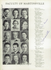 Page 12, 1942 Edition, Martinsville High School - Artesian Yearbook (Martinsville, IN) online yearbook collection