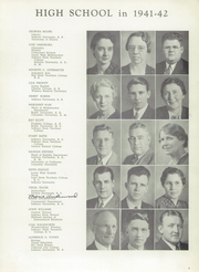 Page 13, 1942 Edition, Martinsville High School - Artesian Yearbook (Martinsville, IN) online yearbook collection