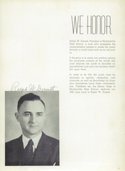 Page 7, 1942 Edition, Martinsville High School - Artesian Yearbook (Martinsville, IN) online yearbook collection