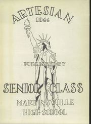 Page 5, 1944 Edition, Martinsville High School - Artesian Yearbook (Martinsville, IN) online yearbook collection