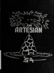 Page 1, 1954 Edition, Martinsville High School - Artesian Yearbook (Martinsville, IN) online yearbook collection