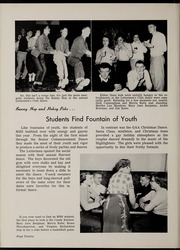 Page 16, 1954 Edition, Martinsville High School - Artesian Yearbook (Martinsville, IN) online yearbook collection