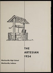 Page 5, 1954 Edition, Martinsville High School - Artesian Yearbook (Martinsville, IN) online yearbook collection
